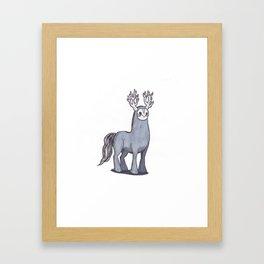 Glade Guardian Framed Art Print