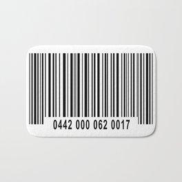 Barcode #1 Bath Mat