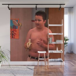 Gibby from iCarly Wall Mural
