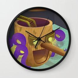 Pinoccio Story Wall Clock