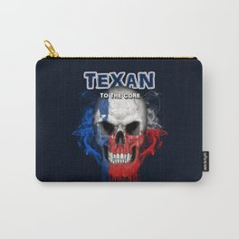 To The Core Collection: Texas Carry-All Pouch