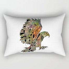 Kea New Zealand Bird Rectangular Pillow
