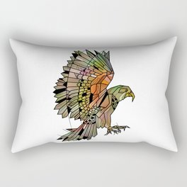 Kea New Zealand Bird Rectangular Pillow