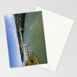 Menai bridge 1 Stationery Cards