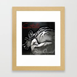 Controlled Framed Art Print