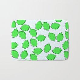 Cute Lime Bath Mat