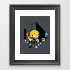 Call of Dotty Framed Art Print