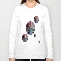 circle Long Sleeve T-shirts featuring circle by  Agostino Lo Coco