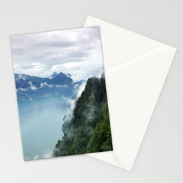 End of the Lake. Stationery Cards