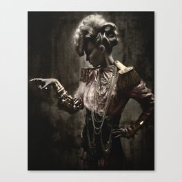 WARRIOR 2 Canvas Print