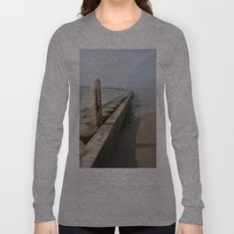 The wooden breackwater Long Sleeve T-shirt