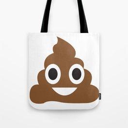 A little poop emoji! Tote Bag