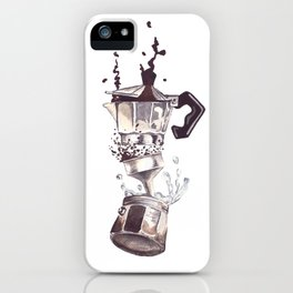 If all else fails, Coffee! iPhone Case
