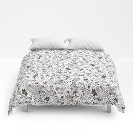 Wind flower 2 Comforters