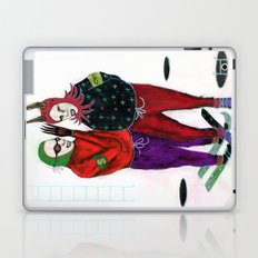 Secret Laptop & iPad Skin