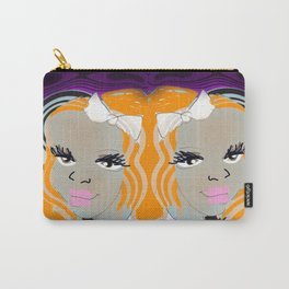 ilustrations  Acolor Carry-All Pouch