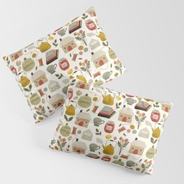 Summer Cottage Days Pillow Sham