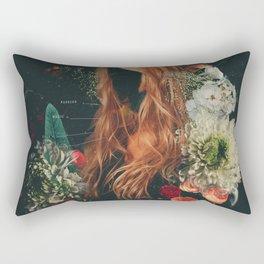 Editorial Rectangular Pillow