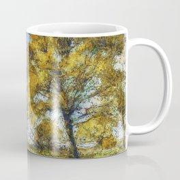 Summer Farm Van Gogh Coffee Mug