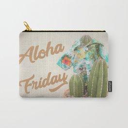 Aloha Friday Cactus Carry-All Pouch