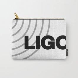 LIGO Logo Carry-All Pouch