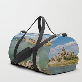 Mono Lake California - I Duffle Bag