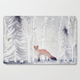 FOX FOX FOX Cutting Board