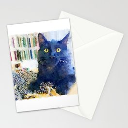 Alfred Watercolor Stationery Cards