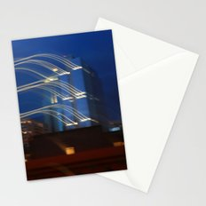 Evening in Seattle  Stationery Cards