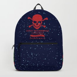 Rock and Roll Christmas Backpack