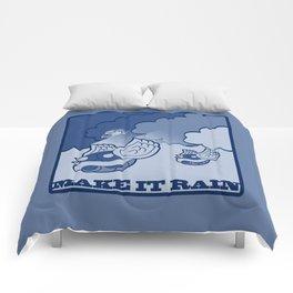 Make It Rain Comforters