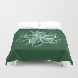 Happy flower Duvet Cover