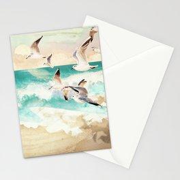 Summer Flight Stationery Cards