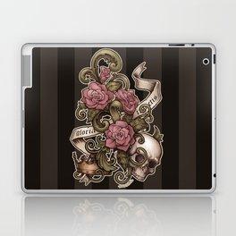 Gloria Invictis Laptop & iPad Skin