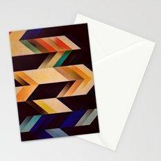 tyyr dwwn Stationery Cards