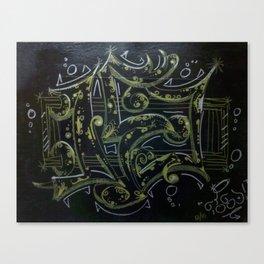 Opus 1530 Canvas Print