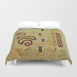 You make your way Duvet Cover