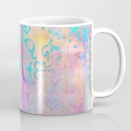 Colorful Abstract Patterns Coffee Mug