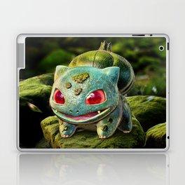 Realistic Bulbasour Laptop & iPad Skin