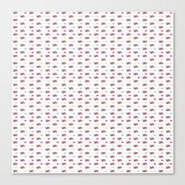 Arrows: multi-color Canvas Print
