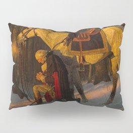 George Washington Praying Pillow Sham