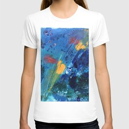Views of Rainbow Coral, Tiny World Collection T-shirt