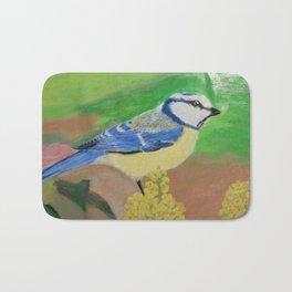 Bluebird Bath Mat