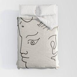 Poster-Jean Cocteau-Christie's Wildlife head. Comforters