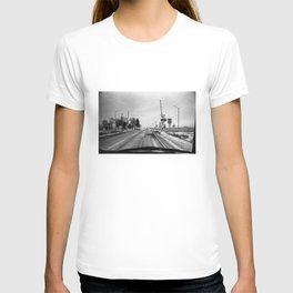 Christmas Drive. T-shirt