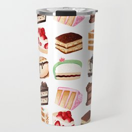 Yummy Cakes Travel Mug