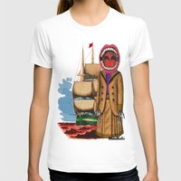 welcome T-shirts featuring WELCOME! by MANDIATO ART & T-SHIRTS