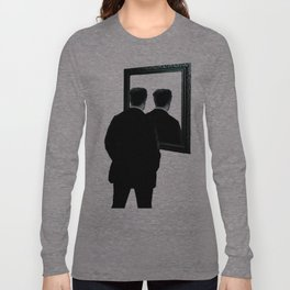 Into the mirror  Long Sleeve T-shirt