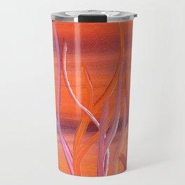Desert Coral Travel Mug