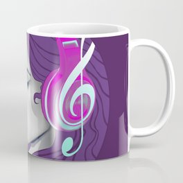Song Girl Coffee Mug